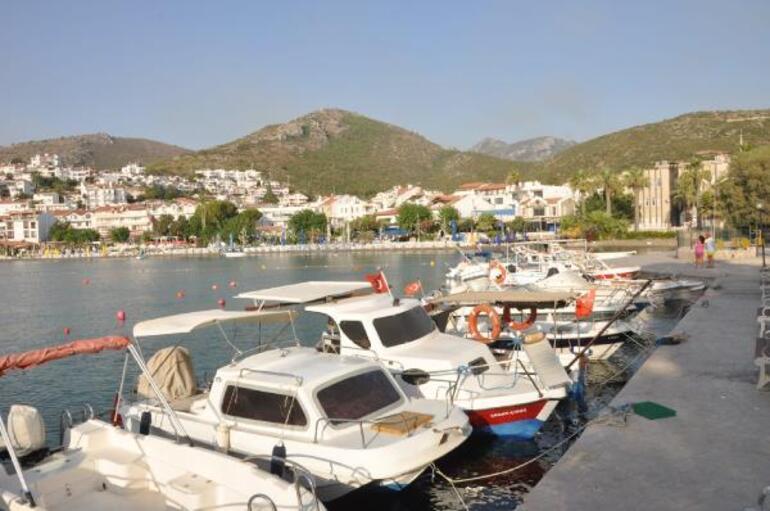 Son dakika Ege Denizinde şiddetli deprem