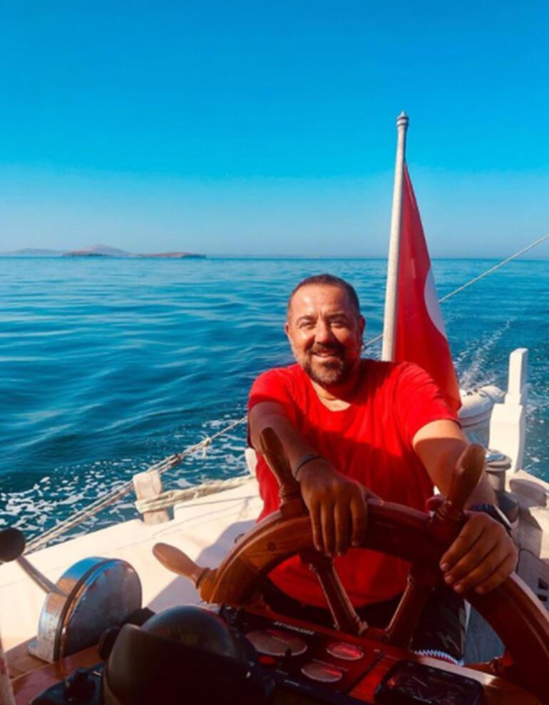 Ata Demirerin son hali şaşırttı: Erimişsin kaptan
