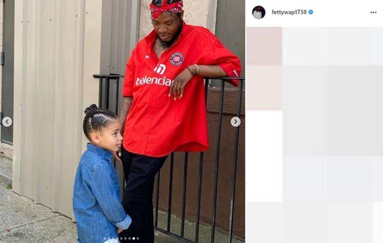 Fetty Wapin dört yaşındaki kızı hayatını kaybetti