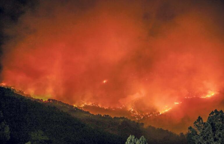 Muğla'da 10 bin kişi tahliye edildi