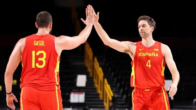 ABD, İspanyayı 95-81 yenerek yarı finale yükseldi