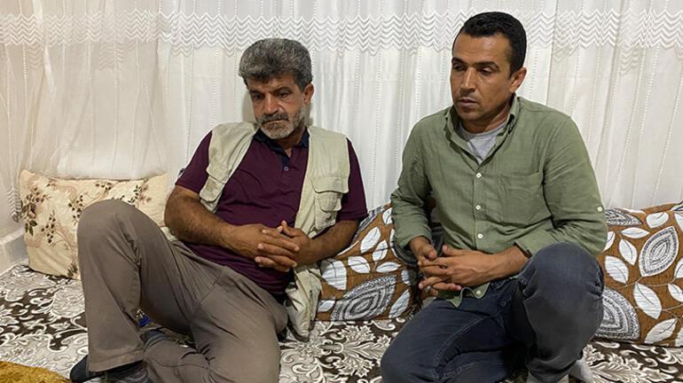 PKK'nın kaçırdığı oğluna kavuşan Biçer: Korkmayın, hakkınızı isteyin