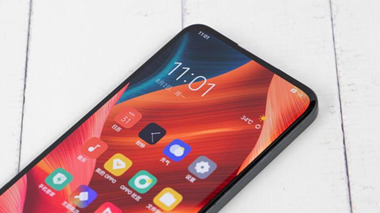Oppo yeni ekran altı kamera teknolojisini tanıttı