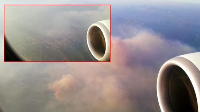 Son Dakika Haberleri: Yangın termik santrale ulaştı Tahliye edildiler
