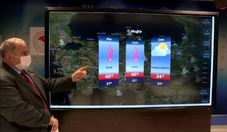 Son dakika... Meteorolojiden Antalya ve çevresi için yağış tahmini
