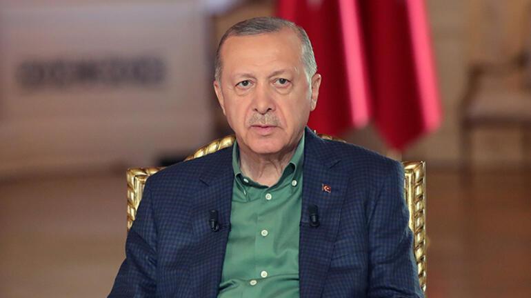 Son dakika: Cumhurbaşkanı Erdoğandan canlı yayında flaş açıklamalar