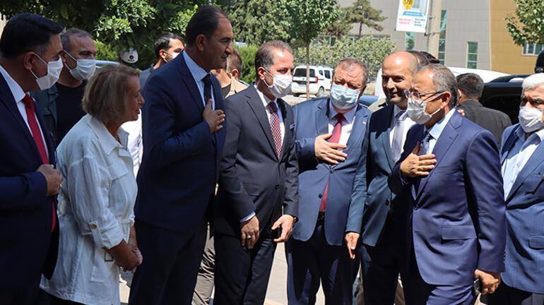 AK Partili Özhasekiden CHPye sert tepki