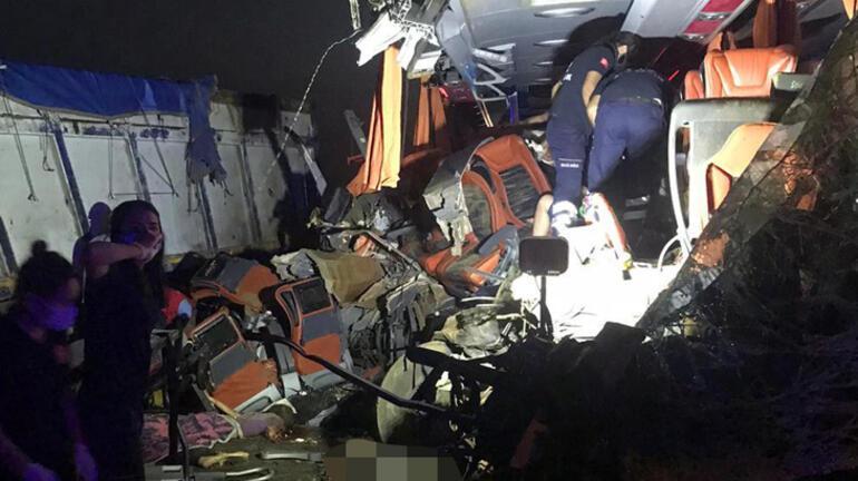 Son dakika haberi Manisada katliam gibi kaza 9 ölü, 30 yaralı