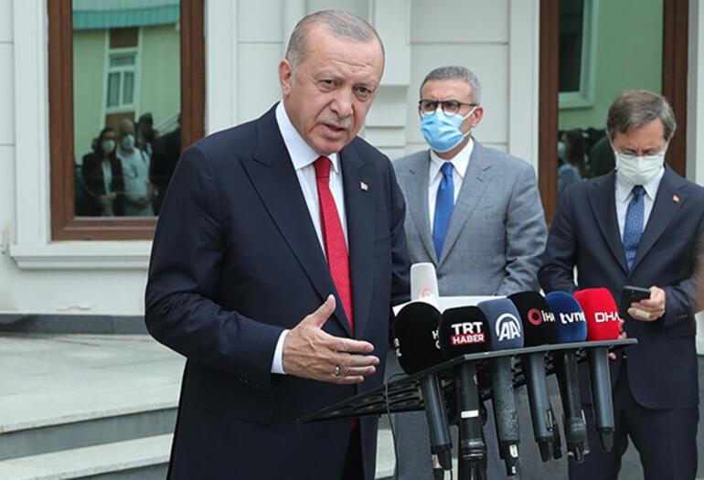 Son dakika... Cumhurbaşkanı Erdoğan, yangın bölgesiyle ilgili alınan kararı açıkladı