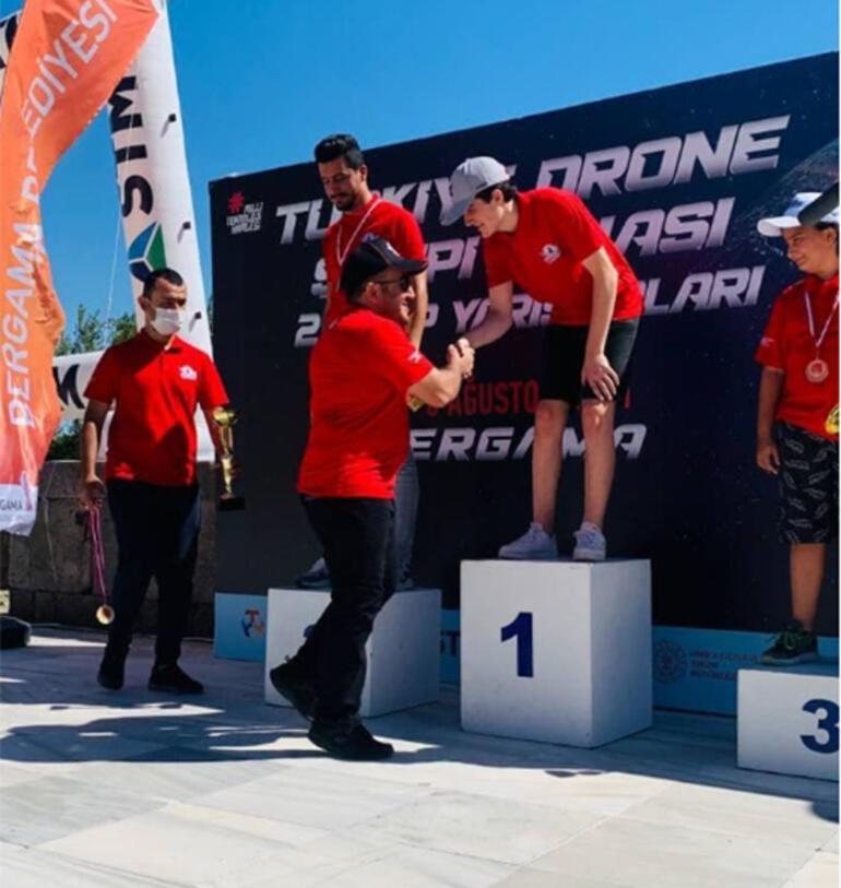 TEKNOFEST Türkiye Drone Şampiyonası'nın 2. etabı tamamlandı