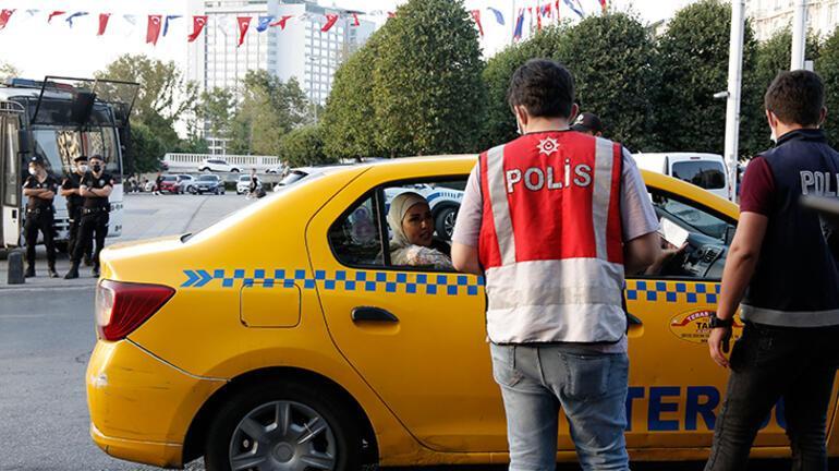 İstanbulda eş zamanlı denetim Tek tek kontrol ettiler