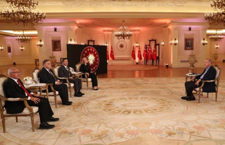 Cumhurbaşkanı Erdoğandan Afgan göçüyle ilgili flaş açıklama