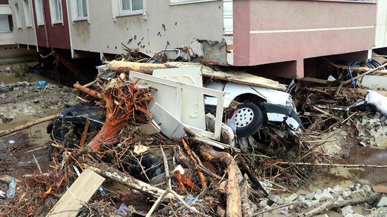 Son Dakika Haberleri: Sel bölgesi Bozkurtta sevindiren gelişme Enkazdan çıkarıldı