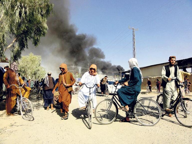 Afganistan'da sonun başlangıcı