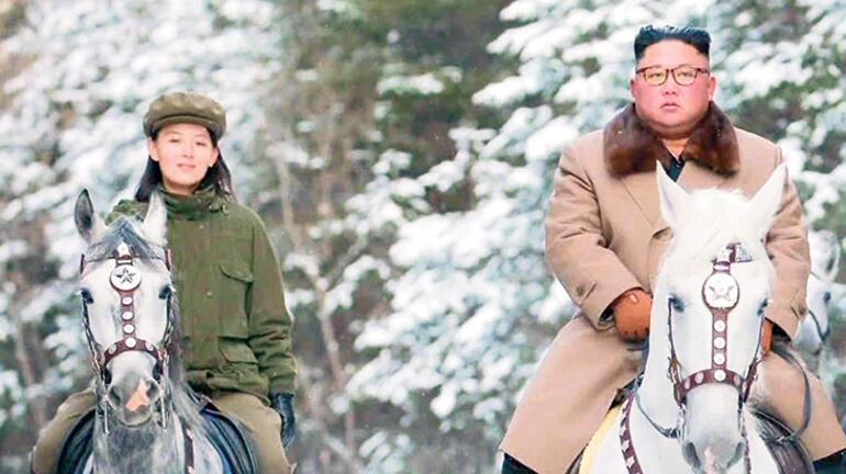 Modern tarihin ilk kadın diktatör adayı: Kim Yo-jong