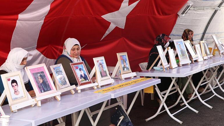 Evlat nöbetindeki baba: HDP çocuklarımızı onlara götürdü