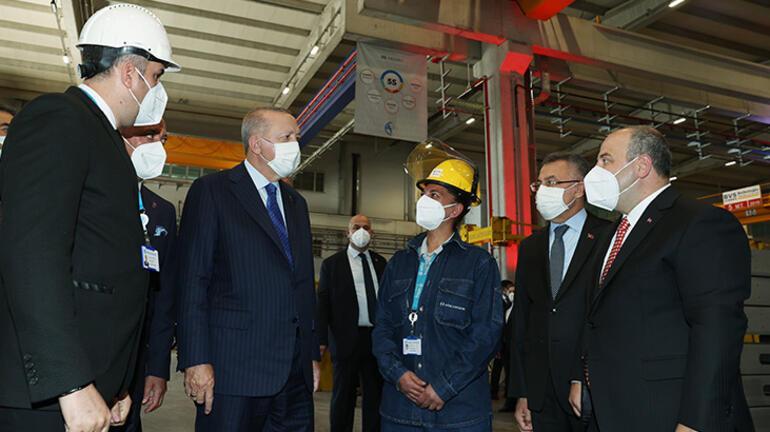 Son dakika... Cumhurbaşkanı Erdoğan: İkinci çeyreği de büyümeyle kapatacağız