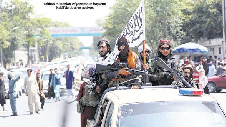 Taliban'la felaket anlaşması yapıldı