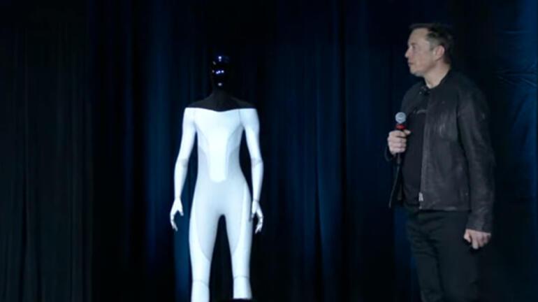 Tesla AI Day etkinliği düzenlendi Tanıtılan en ilginç ürün: Tesla Bot