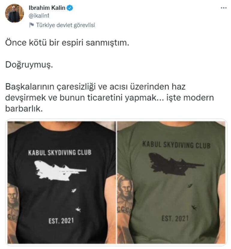 Son dakika... Skandal tişörtlere Türkiyeden sert tepki: Modern barbarlık