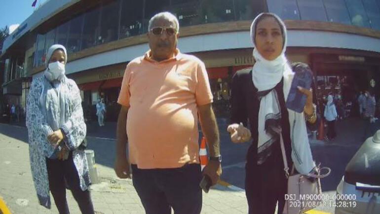 Yine taksici isyanı Önce 160 sonra 80 lira istedi