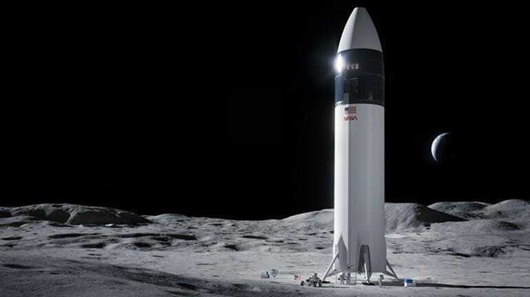 Uzay yarışında gelinen son nokta: SpaceX 2024'ten önce insanları Ay'a gönderecek