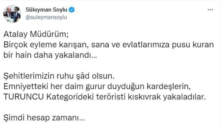 Son dakika... Turuncu kategorideki Rodi Çevlik İstanbulda yakalandı