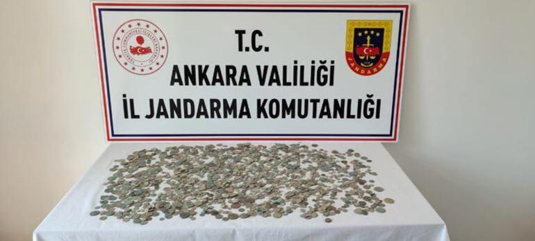 Ankarada tarihi operasyon Hepsi ele geçirildi