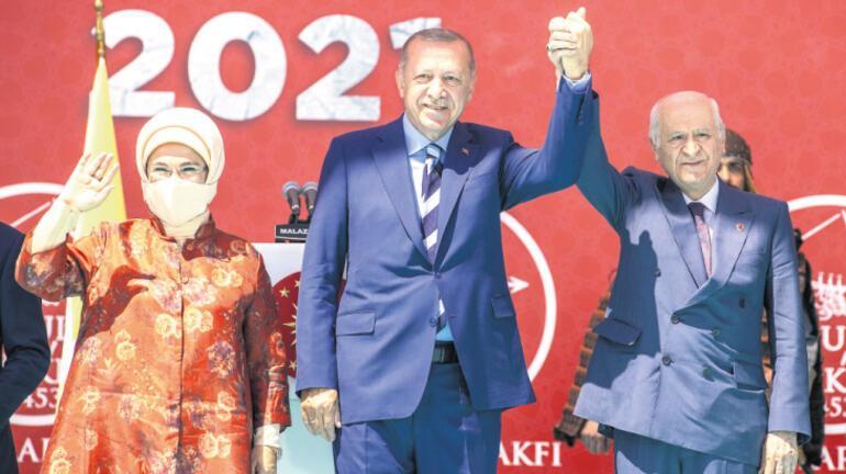Türkiye yeni bir şahlanış içinde