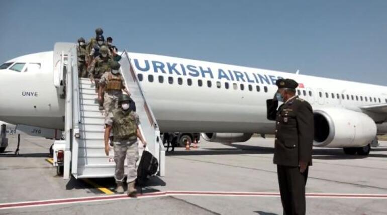 Son dakika Kabilden tahliyeler sürüyor İkinci uçak Ankaraya indi