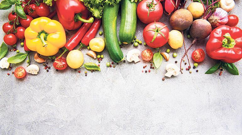 Beslenmede rengini seç