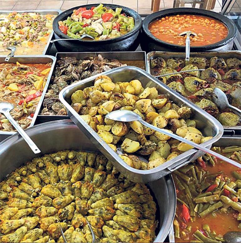 Bodrum'un yerli lezzetleri
