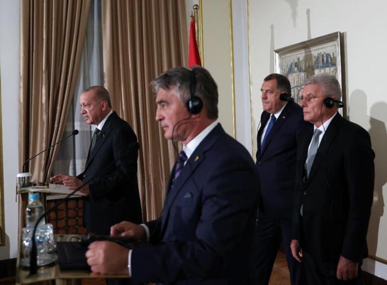 Son Dakika Haberleri: Cumhurbaşkanı Erdoğandan Afganistan açıklaması
