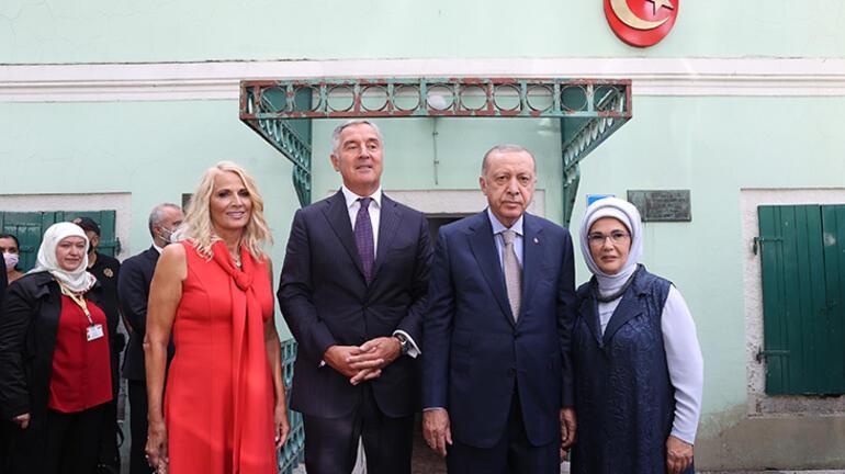 Son dakika... Cumhurbaşkanı Erdoğandan Karadağda dikkat çeken mesaj Hedefi açıkladı