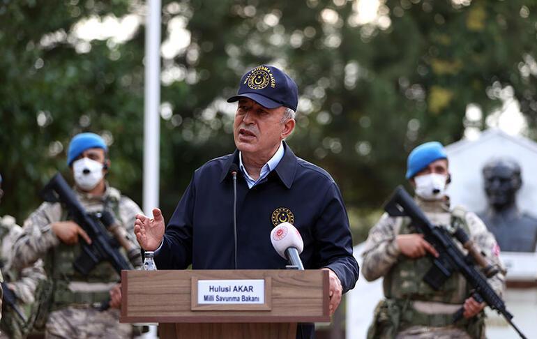 Bakan Akardan Yunanistana tepki: Eşi benzeri olmayan iddialar