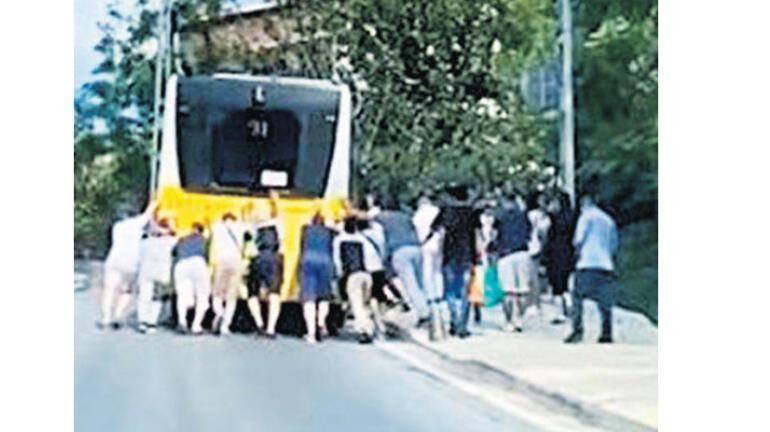 'Otobüse binmeye korkuyoruz'