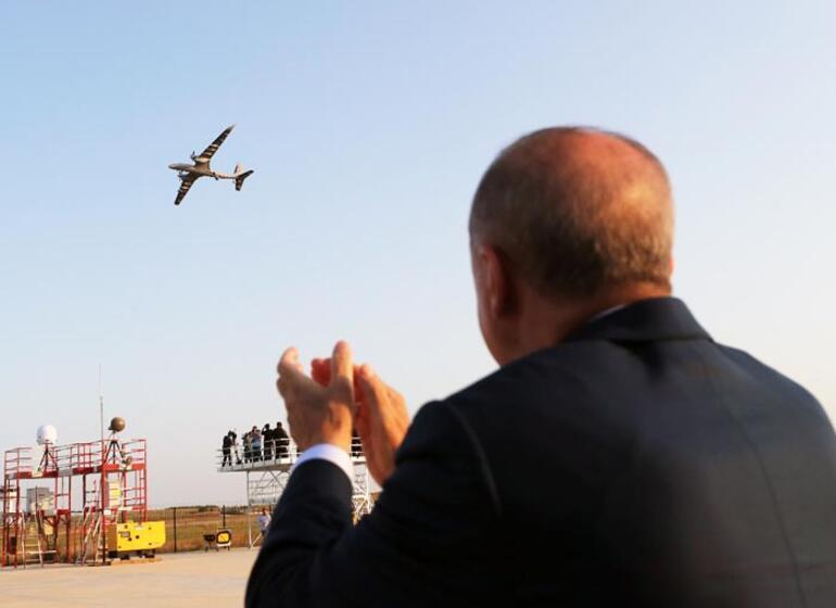 Son dakika: Akıncı TİHA envantere girdi Erdoğan çok net açıkladı: İlk 3 ülke arasındayız