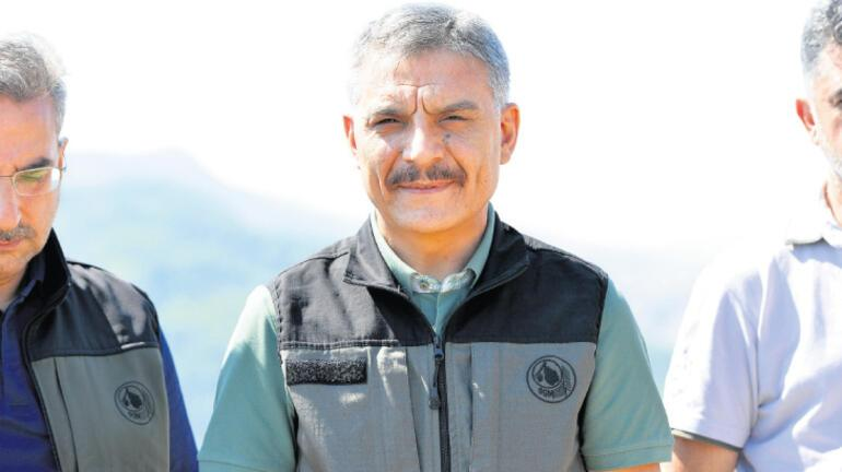 Tunceli'deki yangın kontrol altına alındı