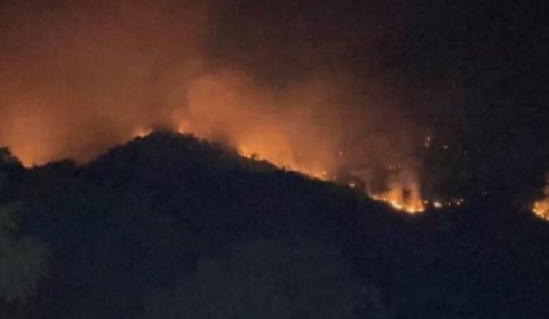 Son dakika Tuncelide örtü yangınları kontrol altında