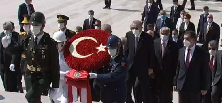 Son dakika... Büyük zaferin 99. Yılı Cumhurbaşkanı Erdoğandan önemli mesaj