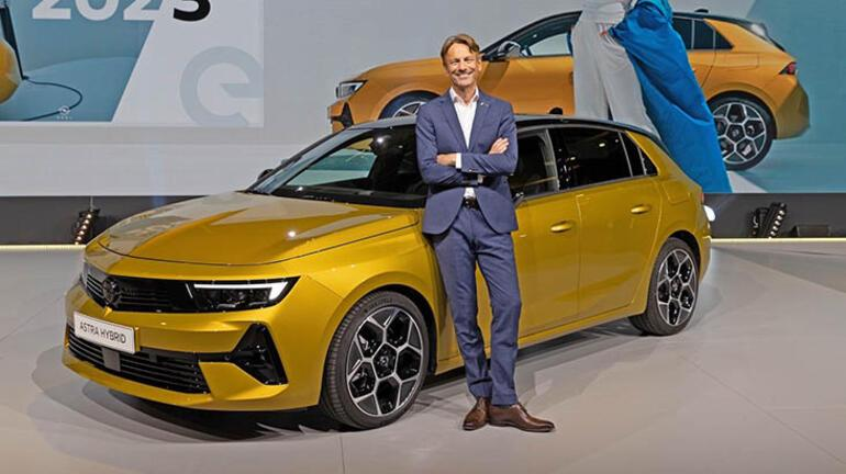 Yeni Opel Astra, 2022nin ilk yarısında Türkiyede