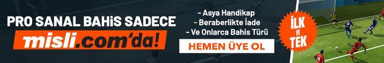 Galatasarayda Trabzonspor maçı hazırlıkları başladı