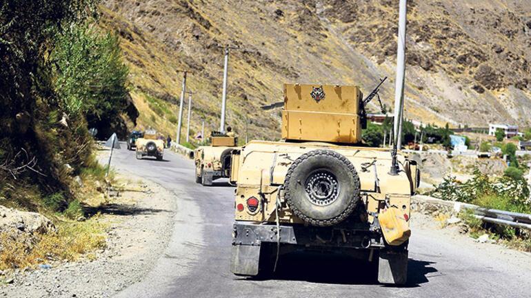 Penşir'i kuşattılar Taliban güçleri ağır kayıplar verdi