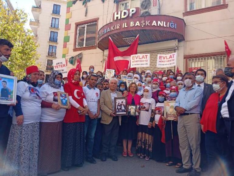 Evlat nöbeti 3üncü yılında Yürüyüşe Bakan Yanık da katıldı