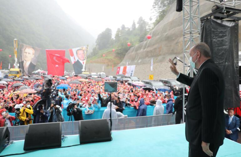 Son dakika... Cumhurbaşkanı Erdoğan: Türkiye ikinci en büyük büyüyen ülke