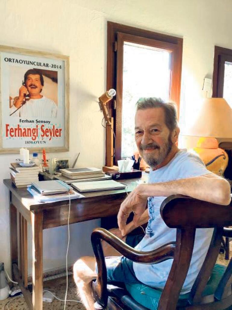 Ferhan Şensoy'la sohbet