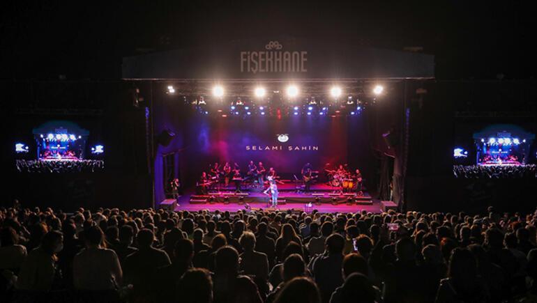 Fişekhanede unutulmaz bir konsere imza atan Selami Şahinde albüm müjdesi