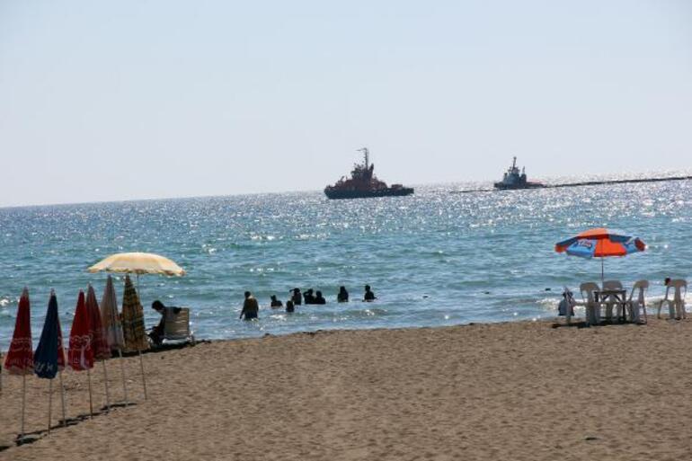 Tehlike kapımızda Türkiye sahillerine ulaştı