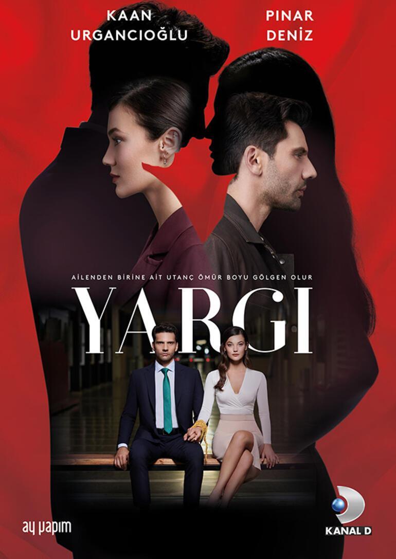 Kanal D'nin yeni dizisi Yargının afişi yayınlandı