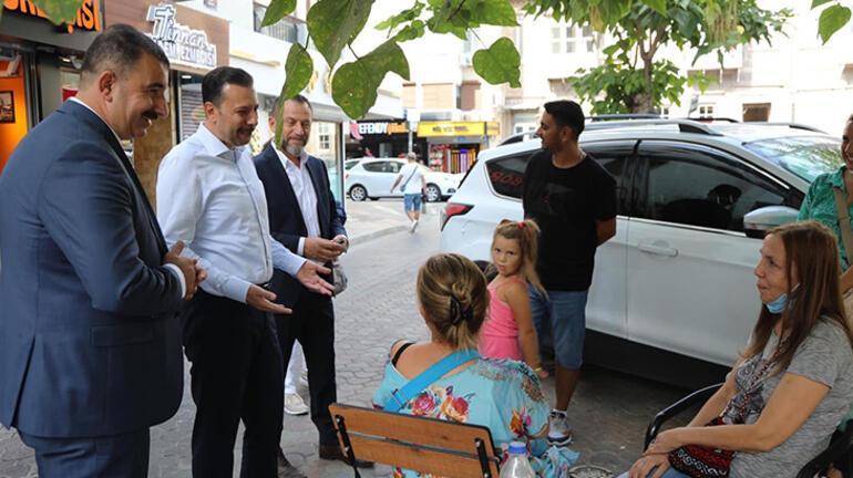 AK Partili Atilla Kayadan Konaka 16 yeni okul müjdesi